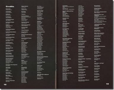 TFU Manual Credits